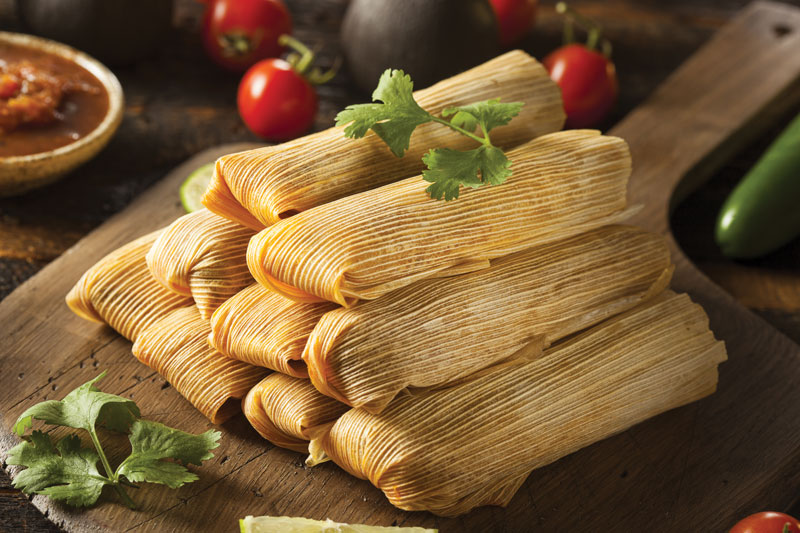 Authentic Mexican Tamales | Ellis County Living Magazine